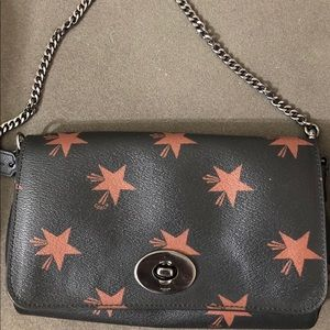 Coach Star Print Handbag